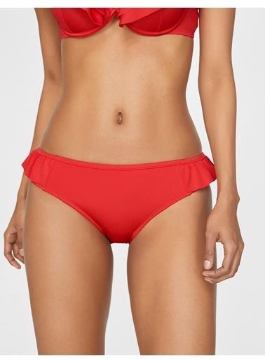 Koton Bikini Alt Kırmızı